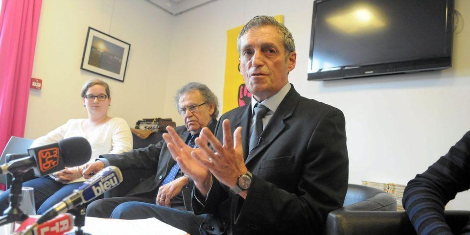 Manuel Valls va décorer Philippe Saurel, dissident PS élu maire de Montpellier, de la Légion d'honneur