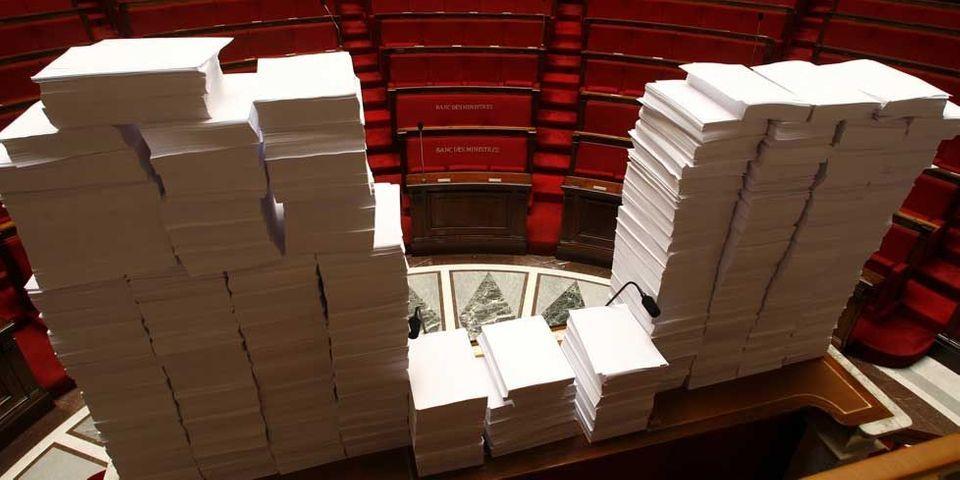 Mariage homo : l'UMP en opération amendements