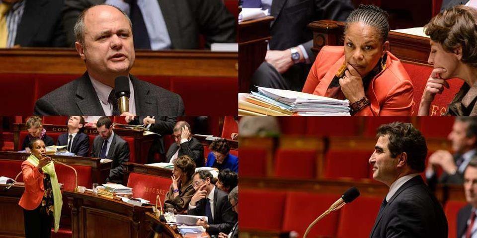 Mariage homosexuel : nuit de débats à l'Assemblée nationale, premier article adopté