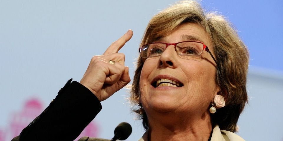 Marie-Noëlle Lienemann (PS) annonce sa candidature à la présidentielle