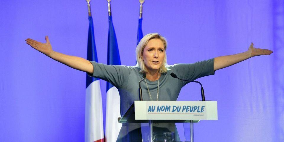 Marine Le Pen annule une interview et un déplacement pour, officiellement, vérifier des documents d'entre-deux tours de la présidentielle