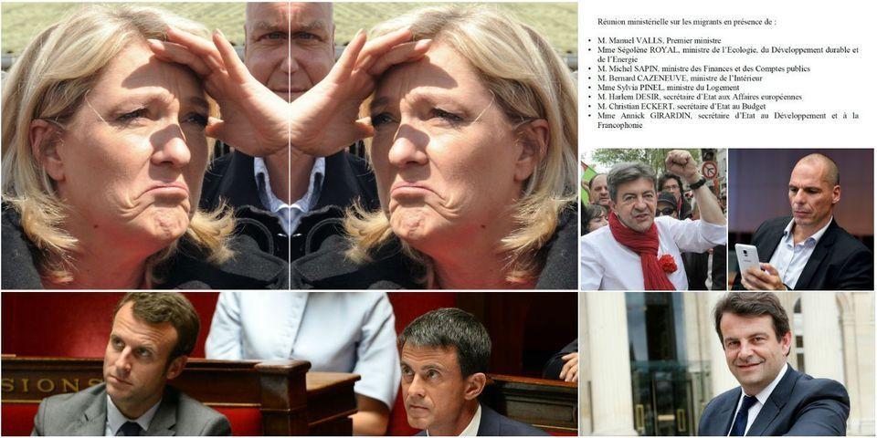 Marine Le Pen candidate en 2017 même en cas de défaite aux régionales, article le moins lu de la semaine
