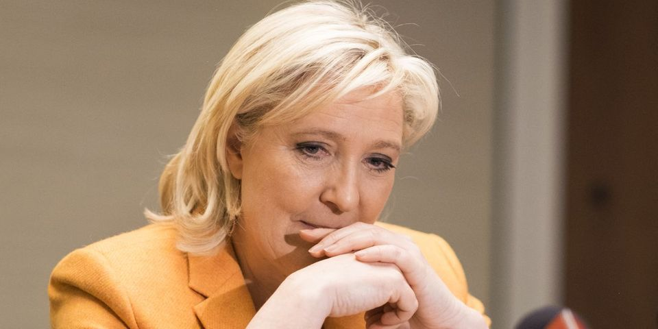 Marine Le Pen défend la préservation de l'État de droit après l'attentat dans l'église de Saint-Etienne-du-Rouvray