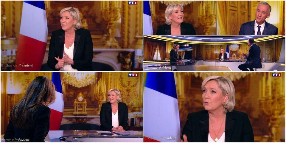"""Marine Le Pen estime que sous Richelieu, """"les protestants avaient des exigences qui allaient à l'encontre de la Nation"""""""