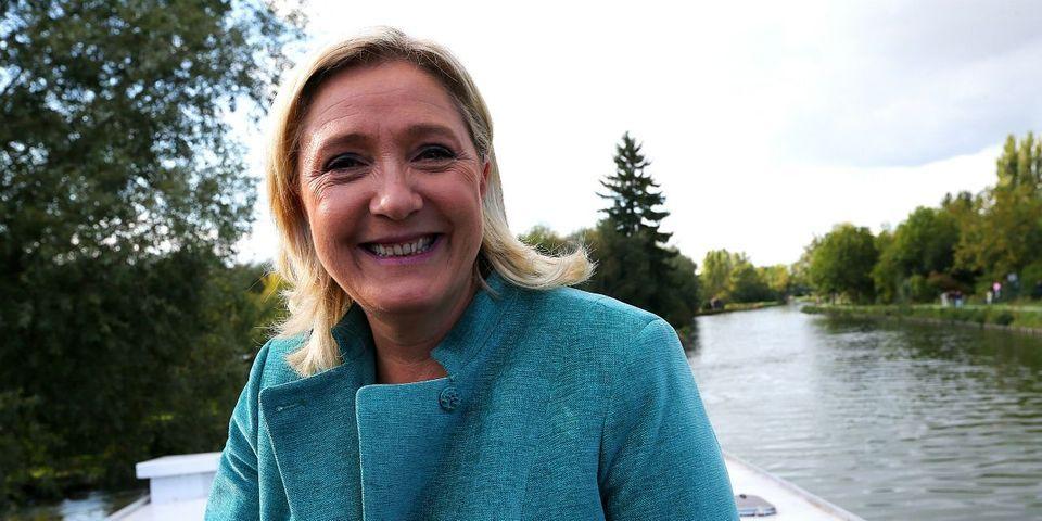 Marine Le Pen installe son QG de campagne dans la même rue que l'Élysée, rue du Faubourg Saint-Honoré