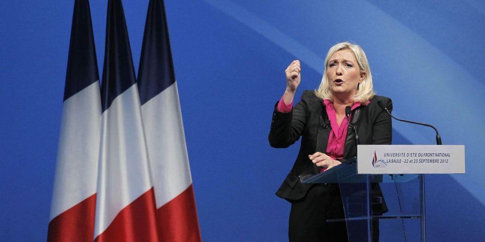 """Marine Le Pen : """"je ne rêve que d'une chose, c'est que Nicolas Sarkozy revienne"""""""