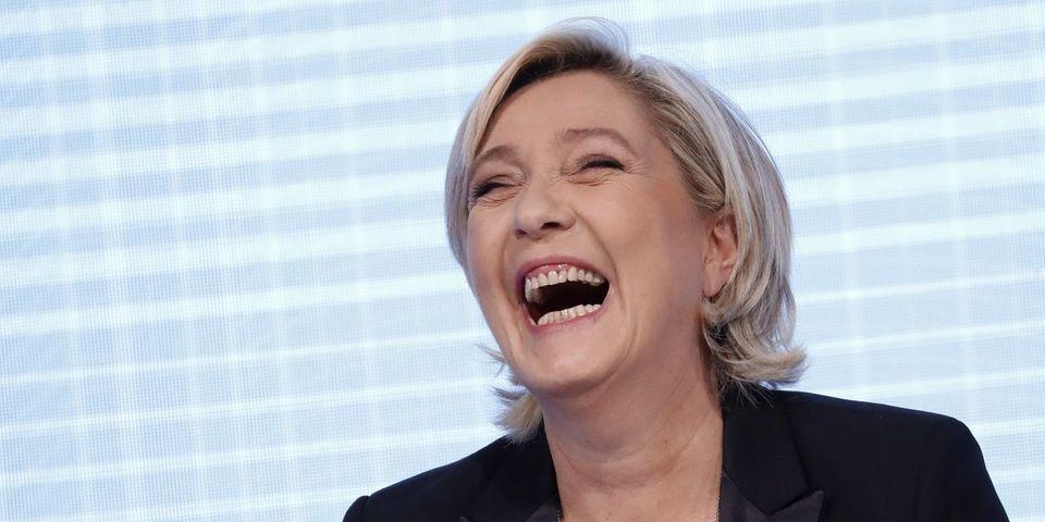 Marine Le Pen menace entre les lignes de sanctionner les fonctionnaires qui participent aux enquêtes contre elle