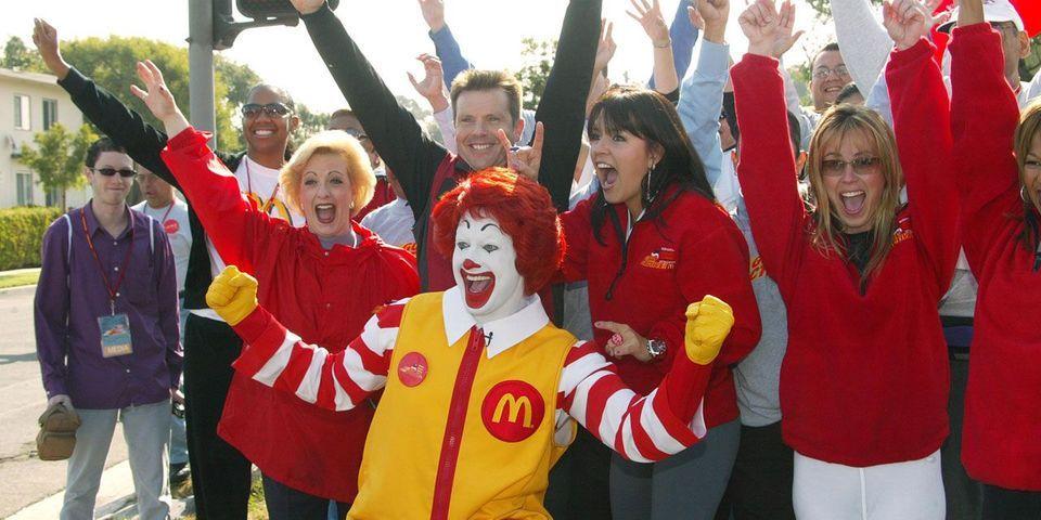 Marine Le Pen reprend le slogan de McDonald's pour attirer de nouveaux électeurs au FN