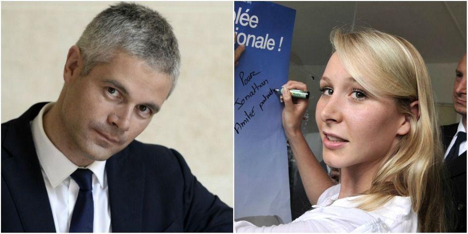 """Marion Le Pen sur Laurent Wauquiez : """"On aurait des choses à se dire et à faire ensemble"""""""
