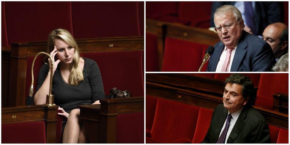 Marion Maréchal-Le Pen allonge la liste des personnalités politiques compatibles avec le FN