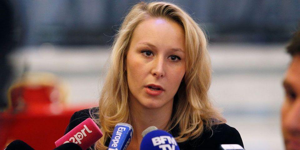 Marion Maréchal-Le Pen annonce une grosse reculade de Marine Le Pen sur la sortie de l'euro