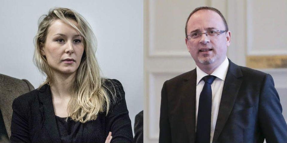 Marion Maréchal-Le Pen annule un débat face au député PS Yann Galut, la gauche l'accuse de manquer de courage