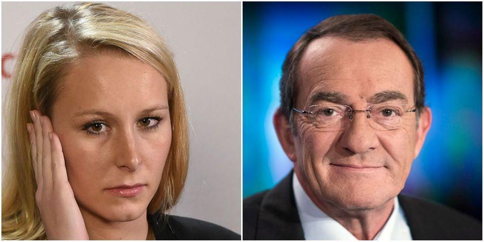 Marion Maréchal-Le Pen défend Jean-Pierre Pernaut qui a opposé migrants et sans-abri dans son JT
