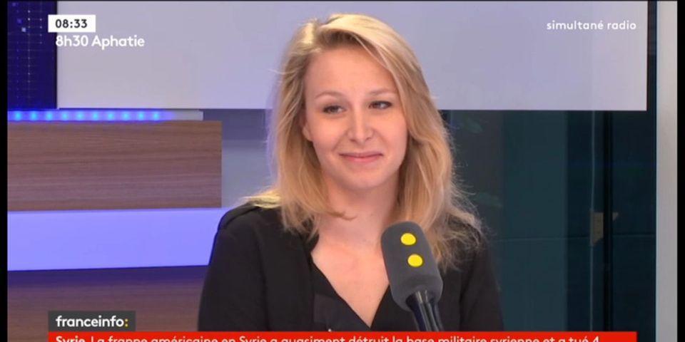 Marion Maréchal-Le Pen entretient toujours le doute sur sa candidature aux législatives 2017