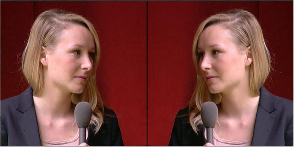 """Marion Maréchal-Le Pen explique son silence pendant la crise au FN : """"Je ne voulais pas crier avec les loups"""""""