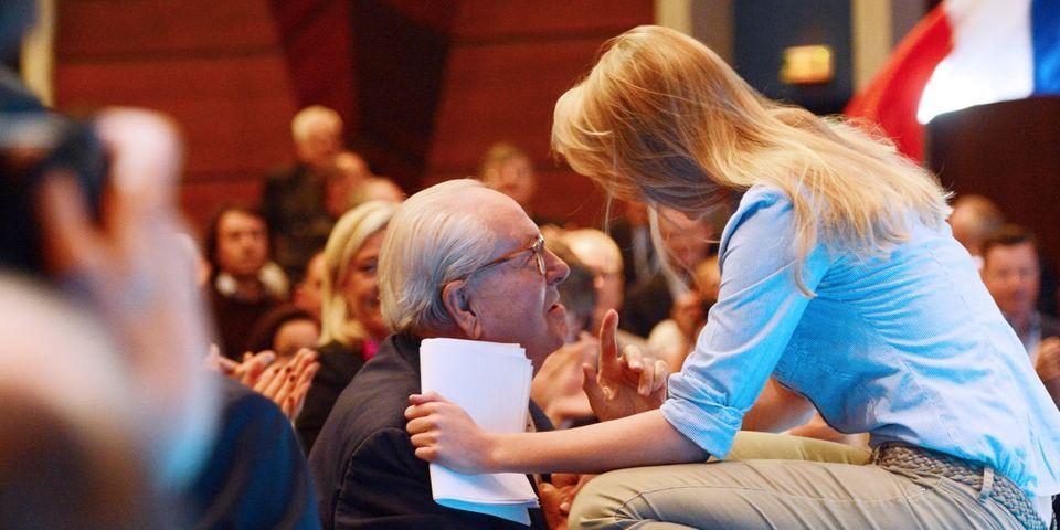 Marion Maréchal-Le Pen jure qu'elle ne se présentera pas en PACA... à moins que Jean-Marie Le Pen se retire