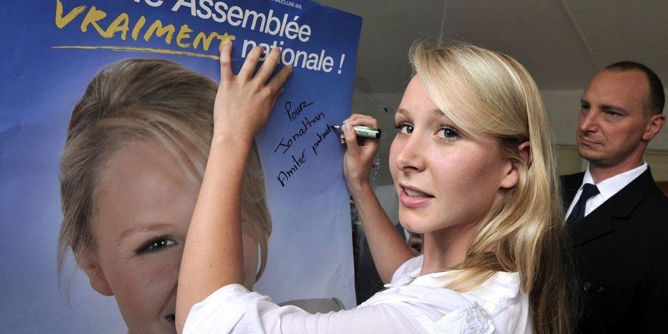 Marion Maréchal-Le Pen laisse planer le doute sur un éventuel retrait de la vie politique
