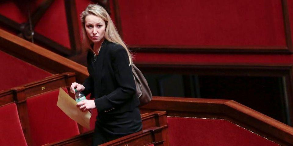 """Marion Maréchal-Le Pen n'a """"pas le sentiment d'avoir vécu"""" le machisme à l'Assemblée nationale"""