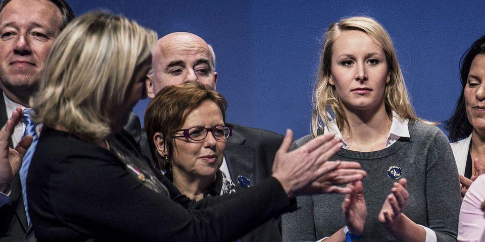 Marion Maréchal - Le Pen relaye la vidéo d'Aymeric Chauprade malgré les injonctions de Marine Le Pen