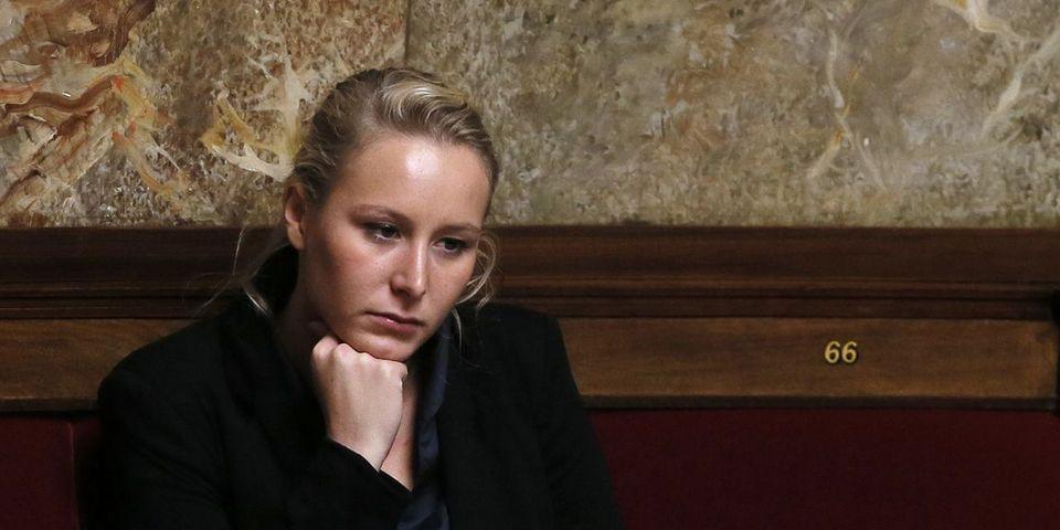 Marion Maréchal - Le Pen se plaint de l'absence d'élus FN dans une vidéo de La Manif pour tous