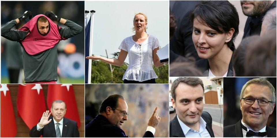 """Marion Maréchal-Le Pen suggère à Karim Benzema de jouer pour """"son pays"""" l'Algérie, sujet le plus lu de la semaine"""