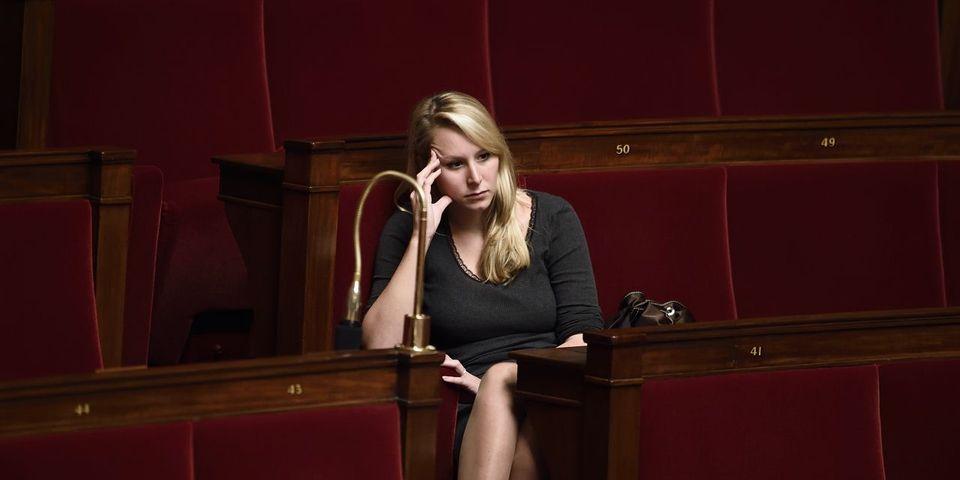 Marion Maréchal-Le Pen suspend sa candidature en région PACA