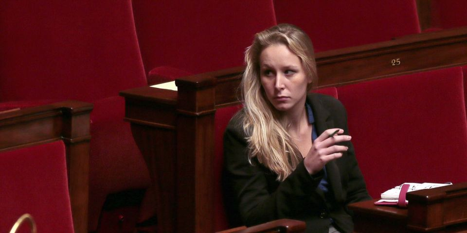 """Marion Maréchal - Le Pen trouve sa réaction vis-à-vis de Gilles Leclerc """"plutôt mesurée"""""""