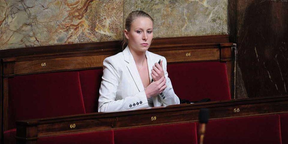 """Marion Maréchal Le Pen  : """"ce n'est pas à l'Etat de réparer les inattentions des femmes"""""""