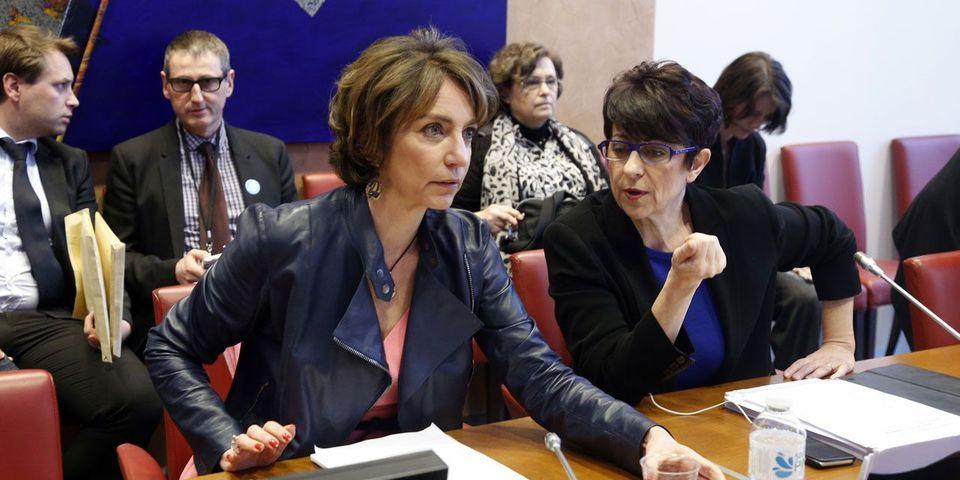 """Marisol Touraine se dit """"estomaquée"""" après le tweet d'un député UMP et demande du respect"""