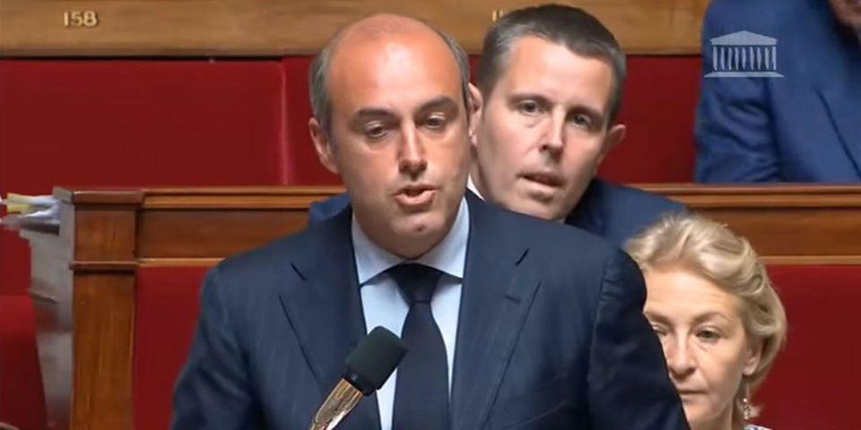 """Marleix sur la candidature de Calan à la présidence LR : """"les aristocrates milanais envoient leurs domestiques à leur place..."""""""