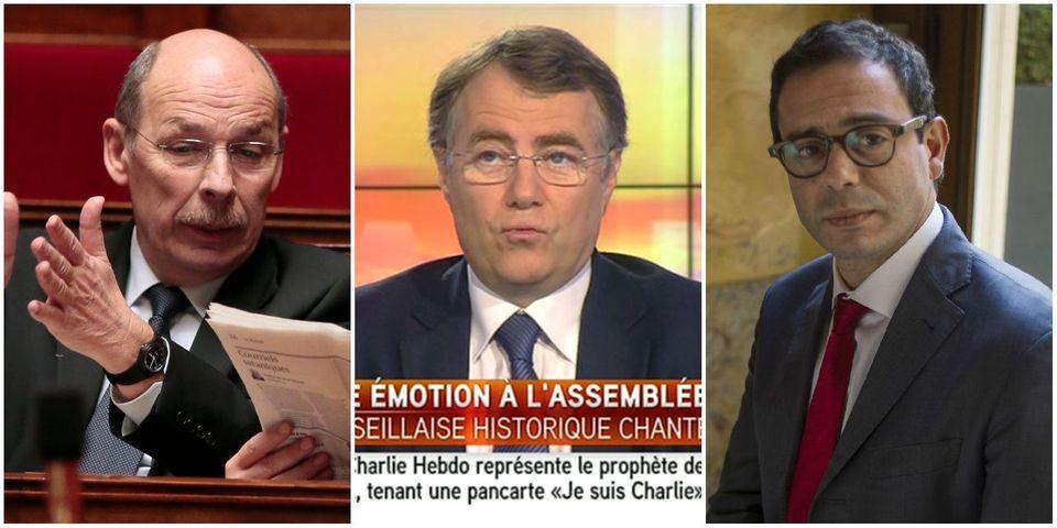 Marseillaise à l'Assemblée: comment Hammadi et Roman se sont fait griller la priorité par Serge Grouard