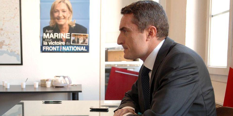 Marseille : le candidat FN aux municipales sera Stéphane Ravier