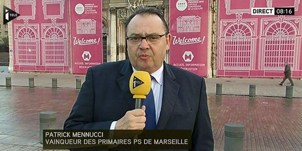 Marseille : les propositions de Patrick Mennucci à Samia Ghali