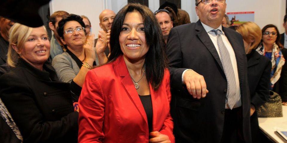 Marseille : Samia Ghali, la candidate anti-Matignon