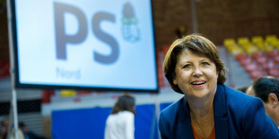 Martine Aubry tente de ressusciter l'union de la gauche (avec le PS, le PCF et les écolos)