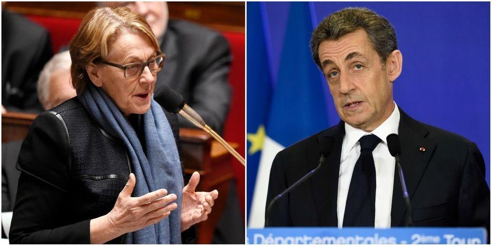 Dans une lettre, Marylise Lebranchu fact-checke Nicolas Sarkozy sur la laïcité