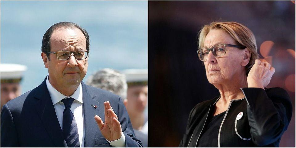 """Lebranchu """"ne voit pas comment on peut faire autrement que François Hollande candidat"""" en 2017"""