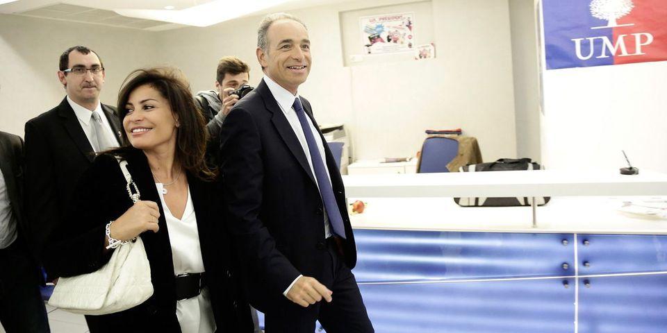 Mediapart révèle que Jean-François Copé rémunère sa femme comme collaboratrice à l'Assemblée nationale