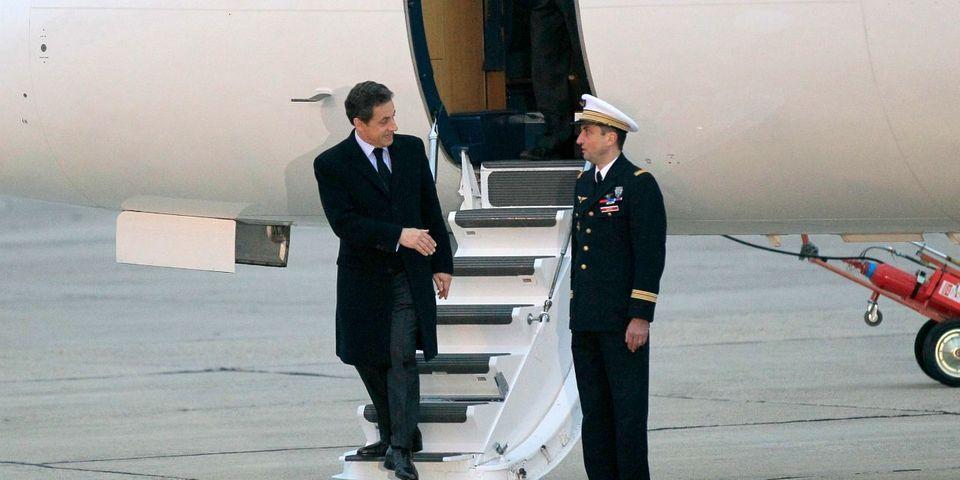 Meeting au Havre: les 3.200€ de l'UMP pour un aller-retour de Sarkozy en jet privé