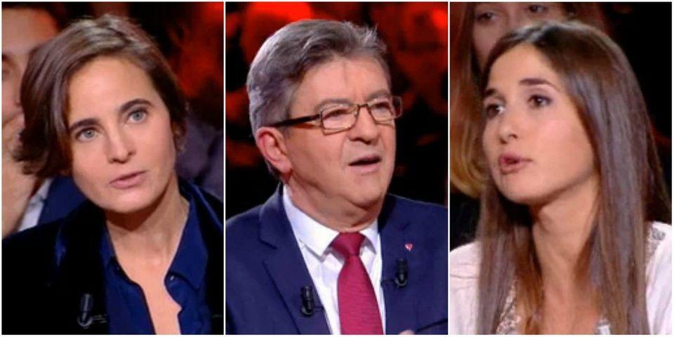 """Mélenchon à """"L'Émission politique"""" : LFI accuse France 2 d'avoir caché l'identité politique (libérale et macroniste) de deux invitées"""