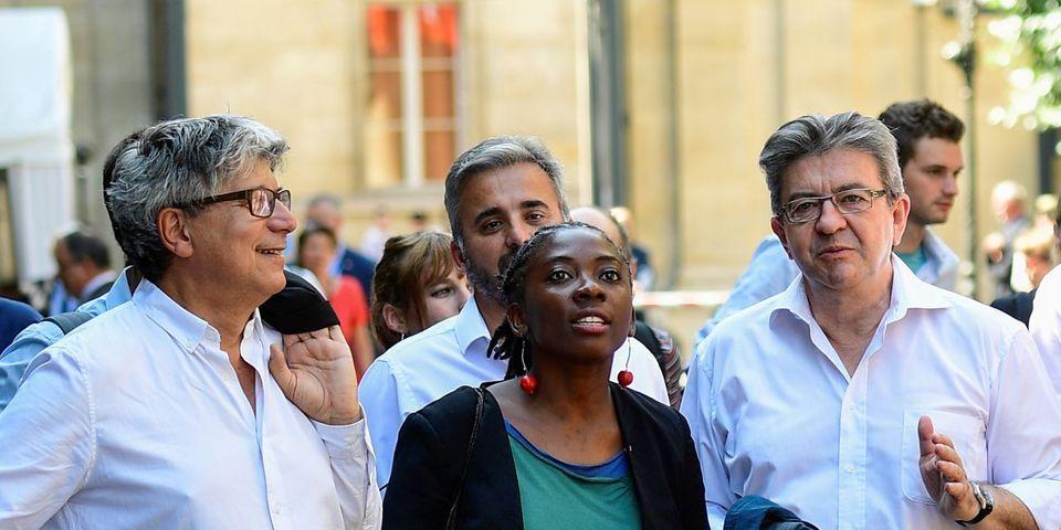 Mélenchon, Coquerel et Corbière dénoncent le racisme des Grandes Gueules de RMC face à la députée Danièle Obono