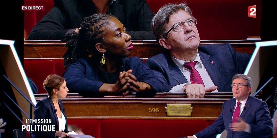 """Mélenchon est opposé à la position de Danièle Obono sur les stages en non-mixité raciale mais il la respecte : """"Je ne ferai pas la police politique"""""""