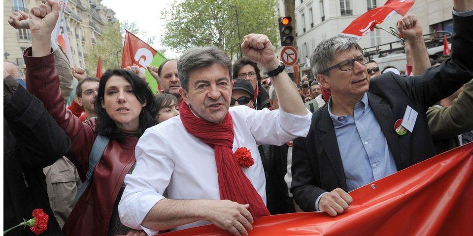"""Mélenchon et des élus du Parti de gauche accusent le PS de """"hold-up sur l'écosocialisme"""""""