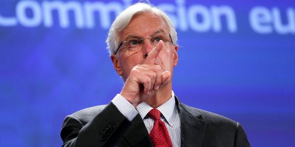 """Michel  Barnier : """"Bonjour à tous ceux qui nous écoutent !"""""""
