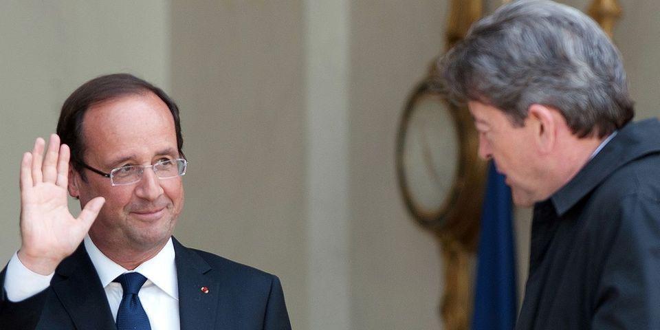 """Michel Sapin assure que François Hollande """"n'a pas peur de Mélenchon"""" pour 2017"""