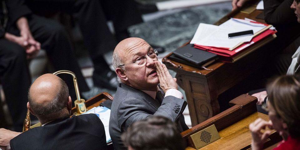 Michel Sapin critique Karine Berger et sa contre-proposition au plan d'économies de Manuel Valls