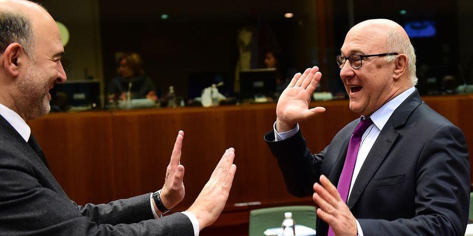 Michel Sapin dédramatise la perte de la majorité absolue par le groupe PS à l'Assemblée