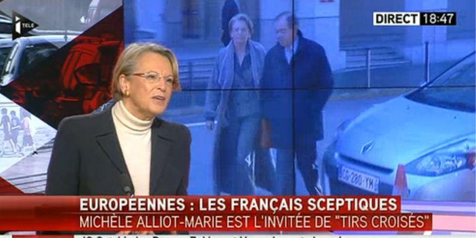 Michèle Alliot-Marie assure avoir été sollicitée pour être candidate aux municipales à Paris