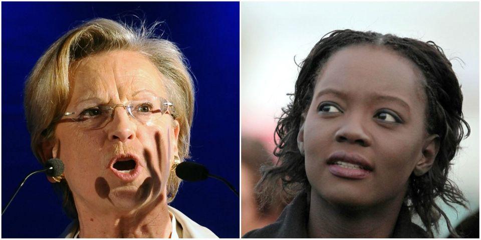 Michèle Alliot-Marie et Rama Yade assurent être en bonne voie d'obtenir leurs parrainages pour la présidentielle