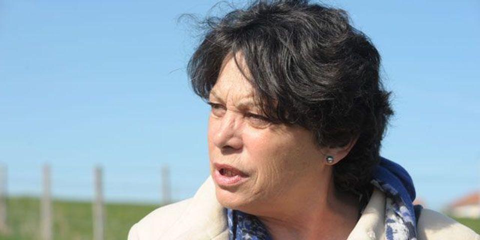 """Michèle Rivasi, tête de liste EELV dans le Sud Est pour les européennes, invite les électeurs du FN à """"choisir une voix pour la vie"""""""